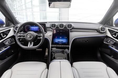Mercedes Benz Clase C 2022 32