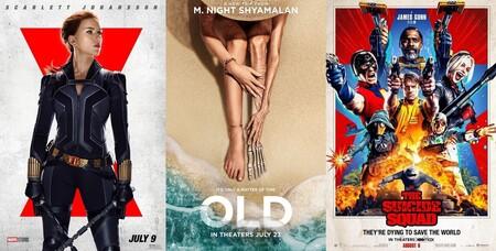 Las películas más esperadas de verano de 2021: 19 estrenos imprescindibles en cines y streaming para huir del calor
