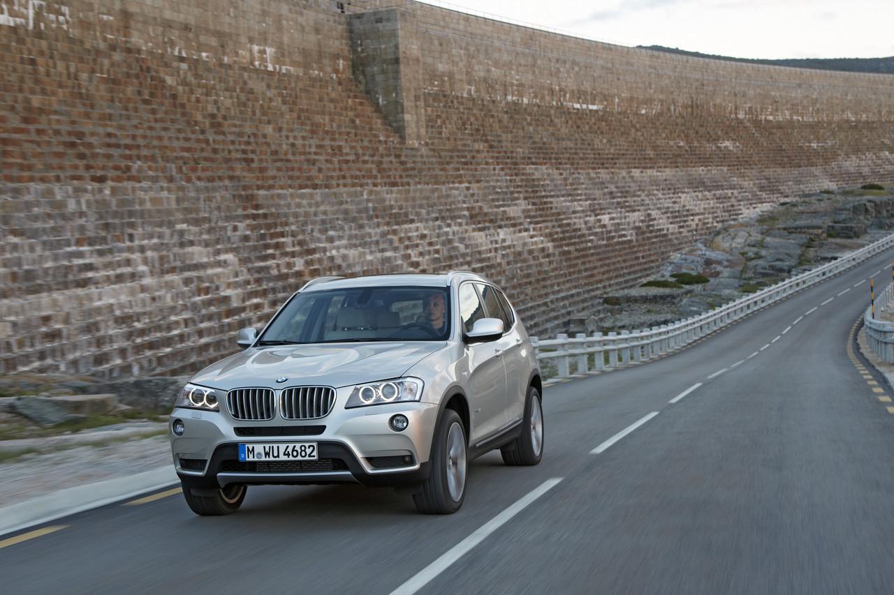 Foto de BMW X3 2011 (48/128)