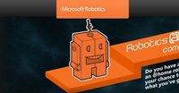 Crea un Terminator que no detecten los perros con Microsoft Robotics Developer Studio