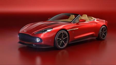 Aston Martin Vanquish Zagato Volante, adiós techo y adiós estilo