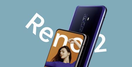 El OPPO Reno2 aparece en una tienda online antes de su lanzamiento desvelando su diseño y nuevos detalles