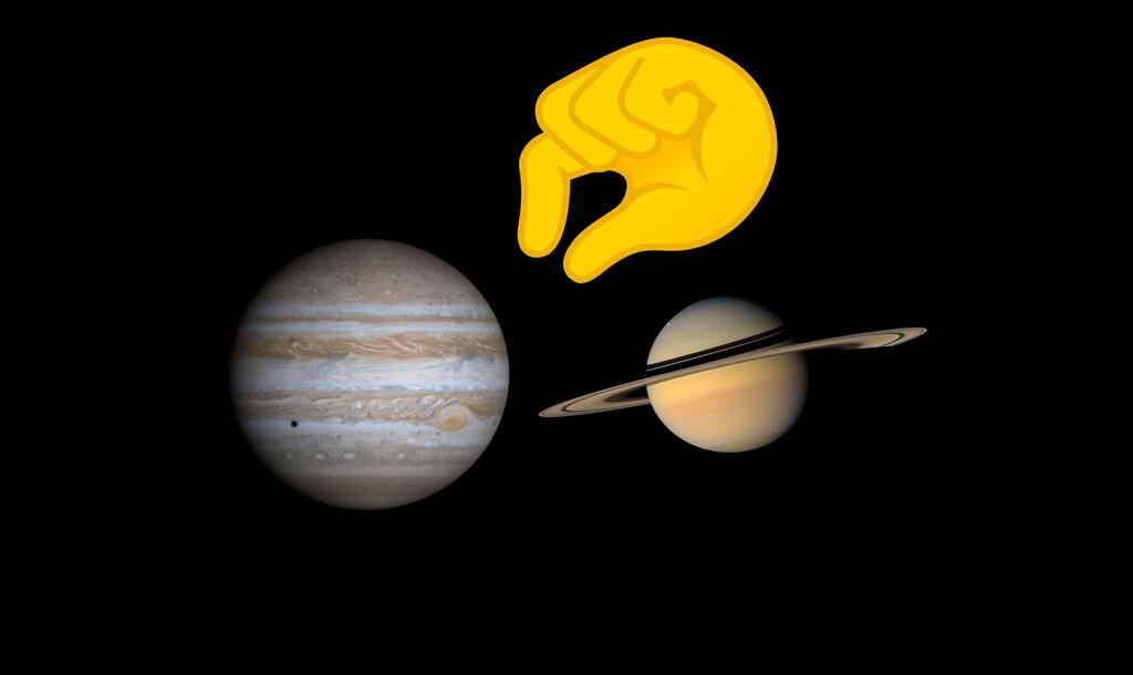 Júpiter y Saturno nos regalarán en 2020 una