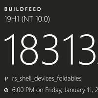 Se filtra la que podría ser la primera interfaz de Windows 10 pensada para ser usada en dispositivos con pantallas plegables