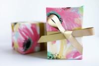 ¿Olvidaste el papel de regalo para el Día de la Madre? Imprime uno floral desde casa