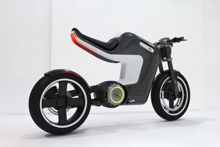 LED motocicleta Bolt electrica