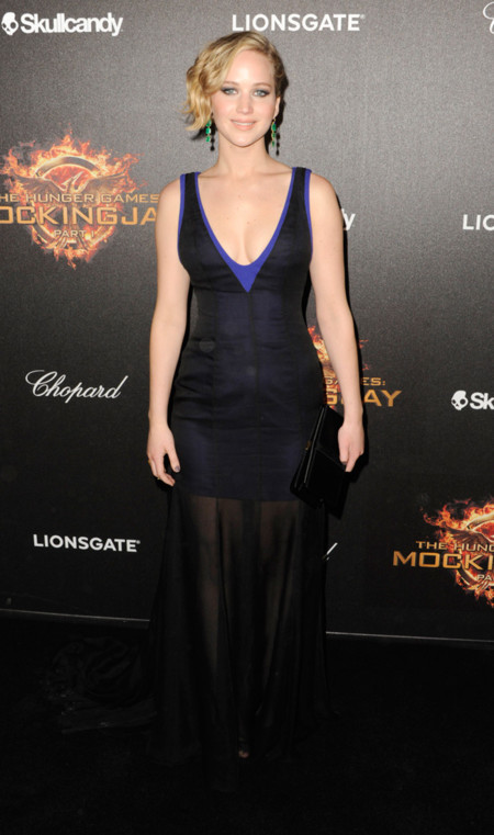 Jennifer Lawrence Cannes 2014