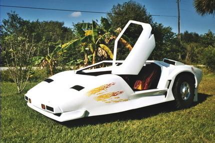 EVette coche eléctrico