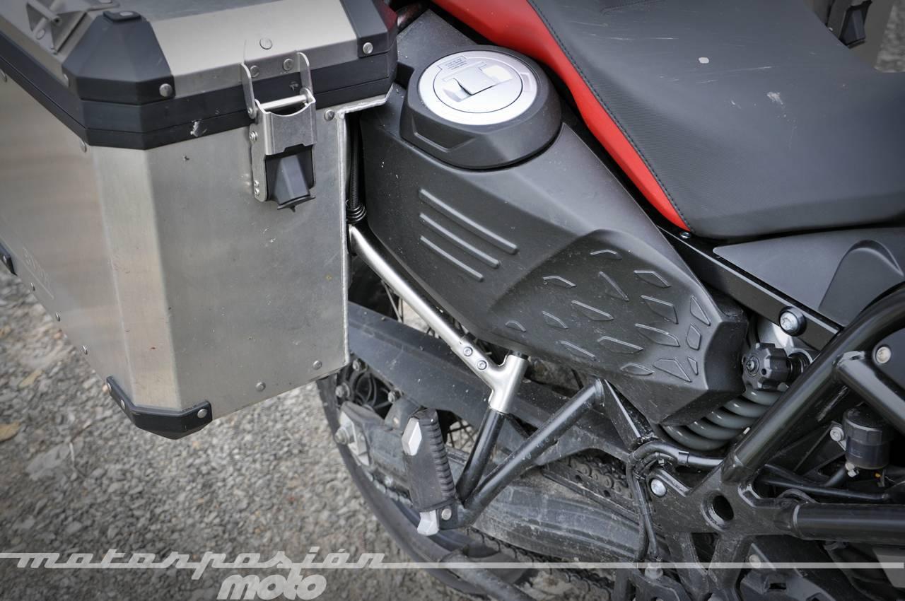Foto de BMW F800 GS Adventure, prueba (valoración, vídeo, ficha técnica y galería) (25/45)