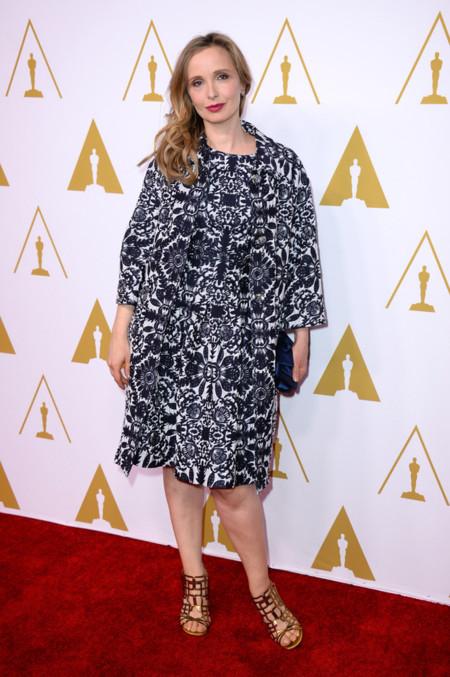 Julie Delpy Oscar nominados almuerzo