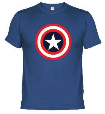 Camiseta del Capitán América