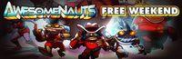 Tenemos el 'AwesomeNauts' gratis durante este finde en Steam