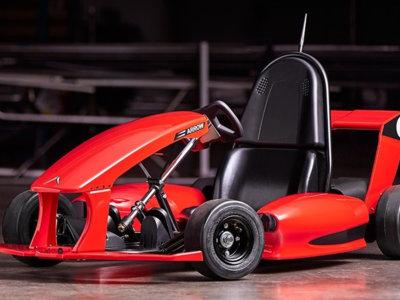 Arrow Smart-Kart, un divertido juguete eléctrico para los más pequeños