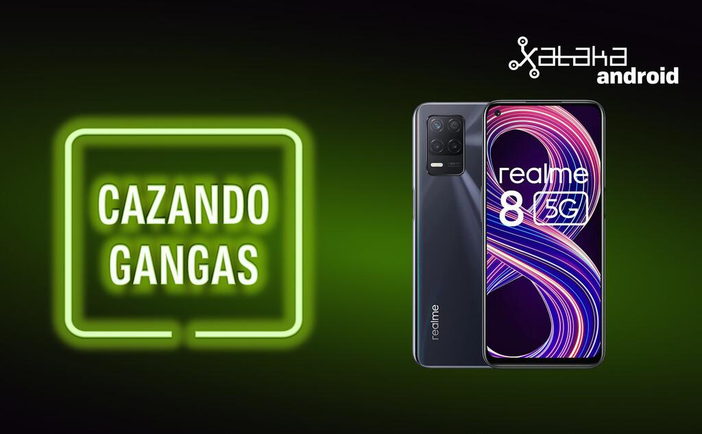 Cazando Gangas: Xiaomi Mi 10T Lite rebajado, Realme 8 5G a precio de derribo y otros descuentos que no te puedes perder