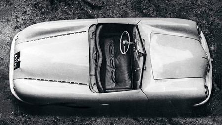 Porsche 356 Nº1 Roadster réplica