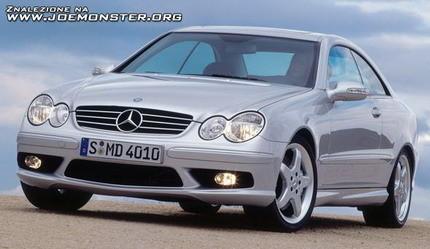Mercedes CLK Chino