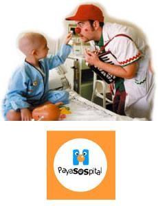 Artículos de bebés a precios solidarios, campaña de PayaSOSpital