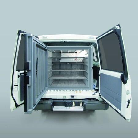 Toyota Land Cruiser Refrigerado Para Vacunas 1