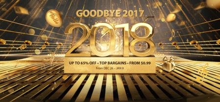 GearBest da la bienvenida al 2018 ahorrando con estos 19 cupones de descuento