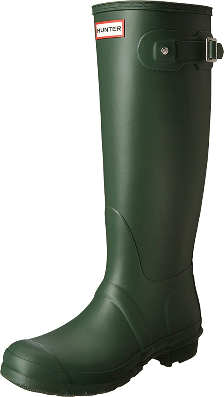 Hunter Wellington Boots, Botas de Lluvia para Mujer