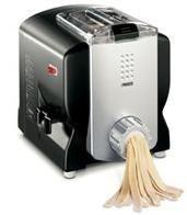 Silver Pasta Machine te ayuda con la pasta fresca