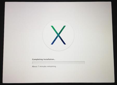 Instalación de OS X Mavericks DP4