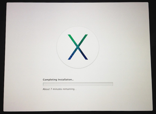 Instalación de OS X Mavericks DP4