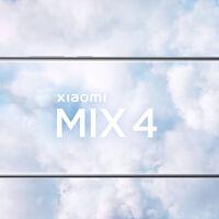 Todo lo que creemos saber del Xiaomi Mi Mix 4 a un dia de su presentación