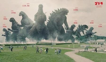 Godzilla Icono 3