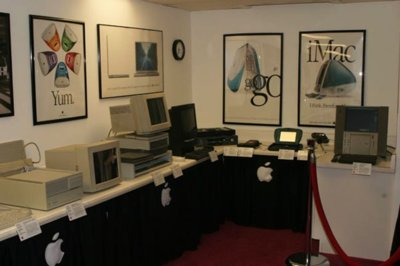 El museo del Mac es subastado en Ebay