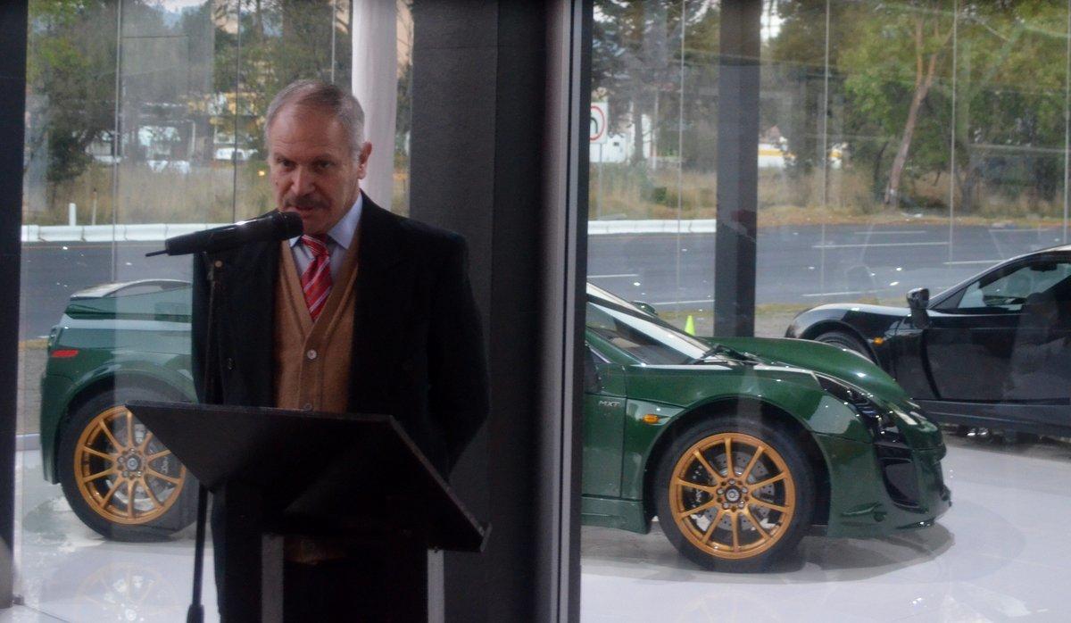 Foto de Primer agencia Mastretta Cars (4/10)