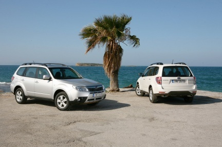 Subaru Forester, ¿gasolina o diesel?