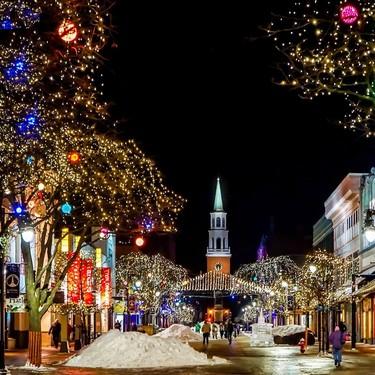 """La tecnología LED ha llegado para """"salvar"""" la Navidad: éste es el impacto de las luces navideñas"""