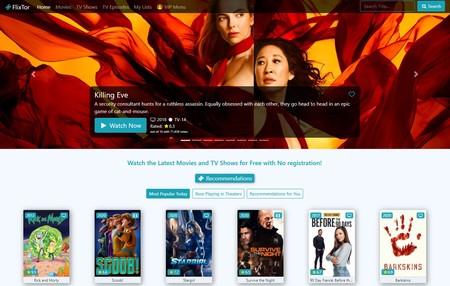 En esta web puedes ver películas y series online sin necesidad de registro y sin que te muestren anuncios