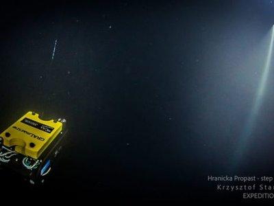 La cueva bajo el agua más profunda del mundo: el abismo de Hranice