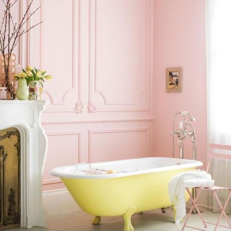 Ideas para vestir tu baño con una bañera de ensueño