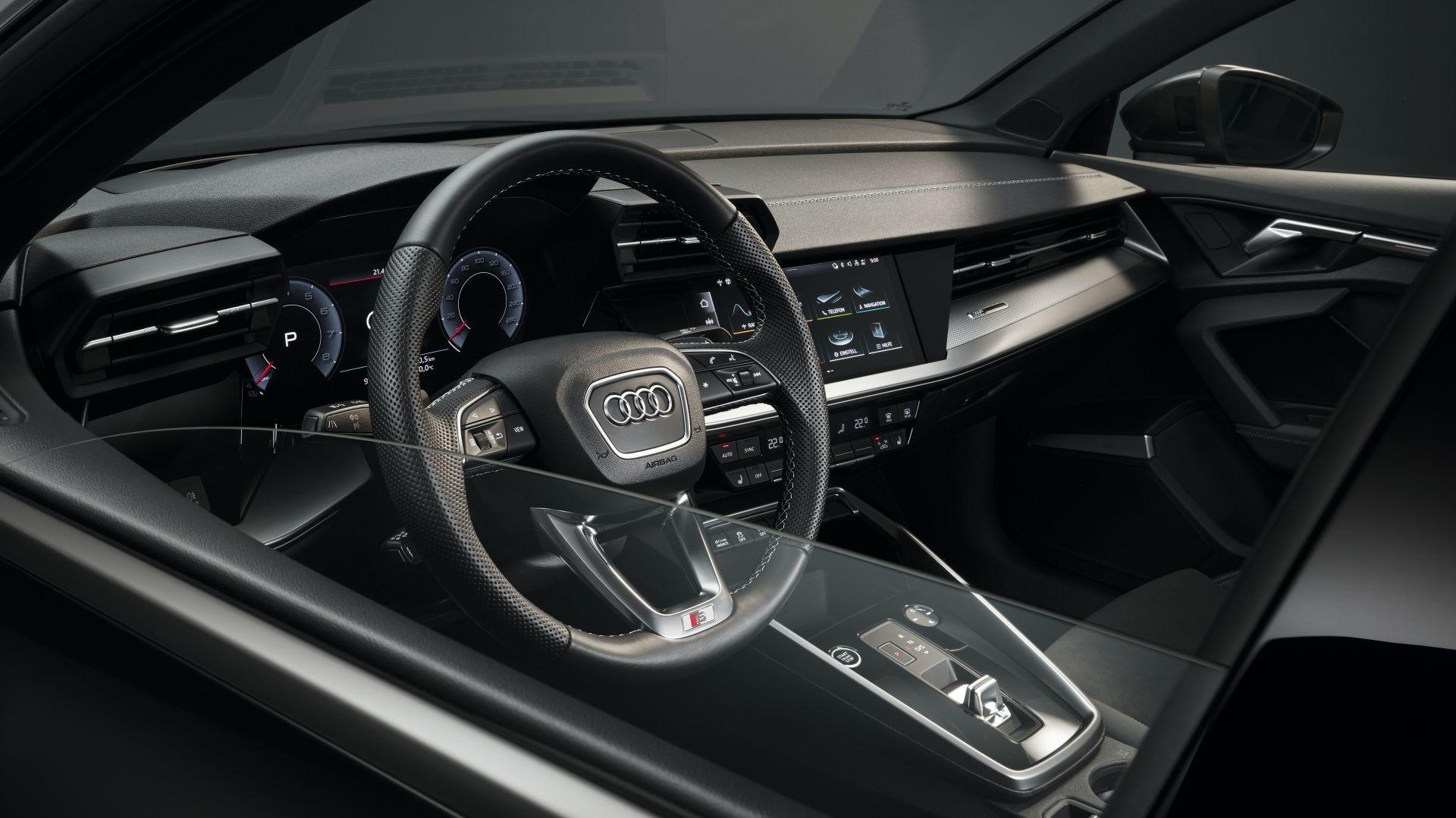 Foto de Audi A3 Sedán 2021 (28/43)