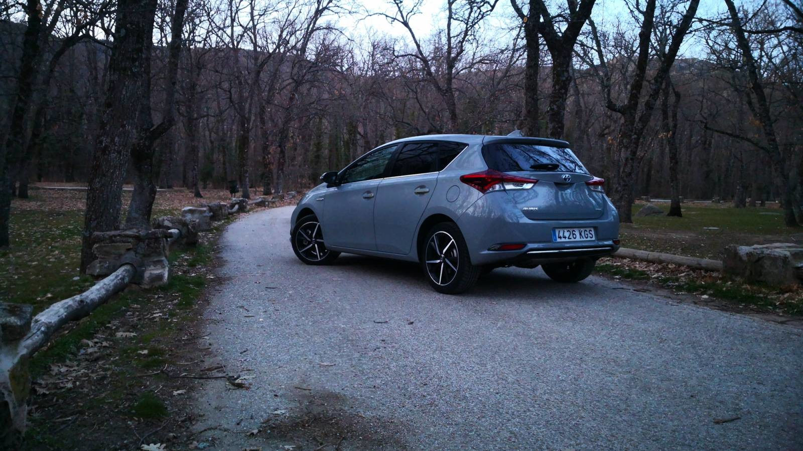 Foto de Toyota Auris hybrid Feel! Edition - Fotos exteriores (28/33)