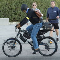 T-Bike Proto, una bicicleta de combustión que sólo consume 1,1 litros a los 100 km (made in Spain)