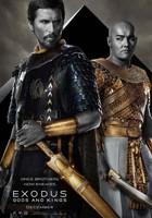 'Exodus: Gods and Kings', carteles de lo nuevo de Ridley Scott