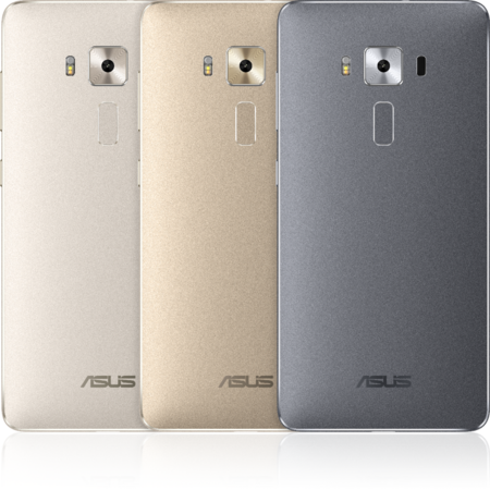Zenfone 3 Deluxe 3 Colors