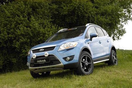 Ford Kuga por delta4x4