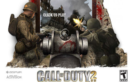Apple ya anuncia en su web el Call of Duty II