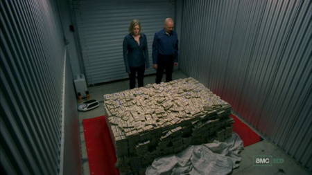Breaking Bad Dinero