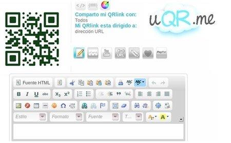 Manuales y garantías en los códigos QR
