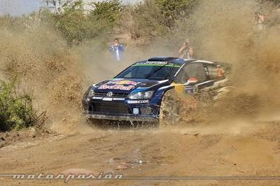 Ogier y Volkswagen lo hacen de nuevo conquistando por tercera vez el Rally de León, Guanajuato.