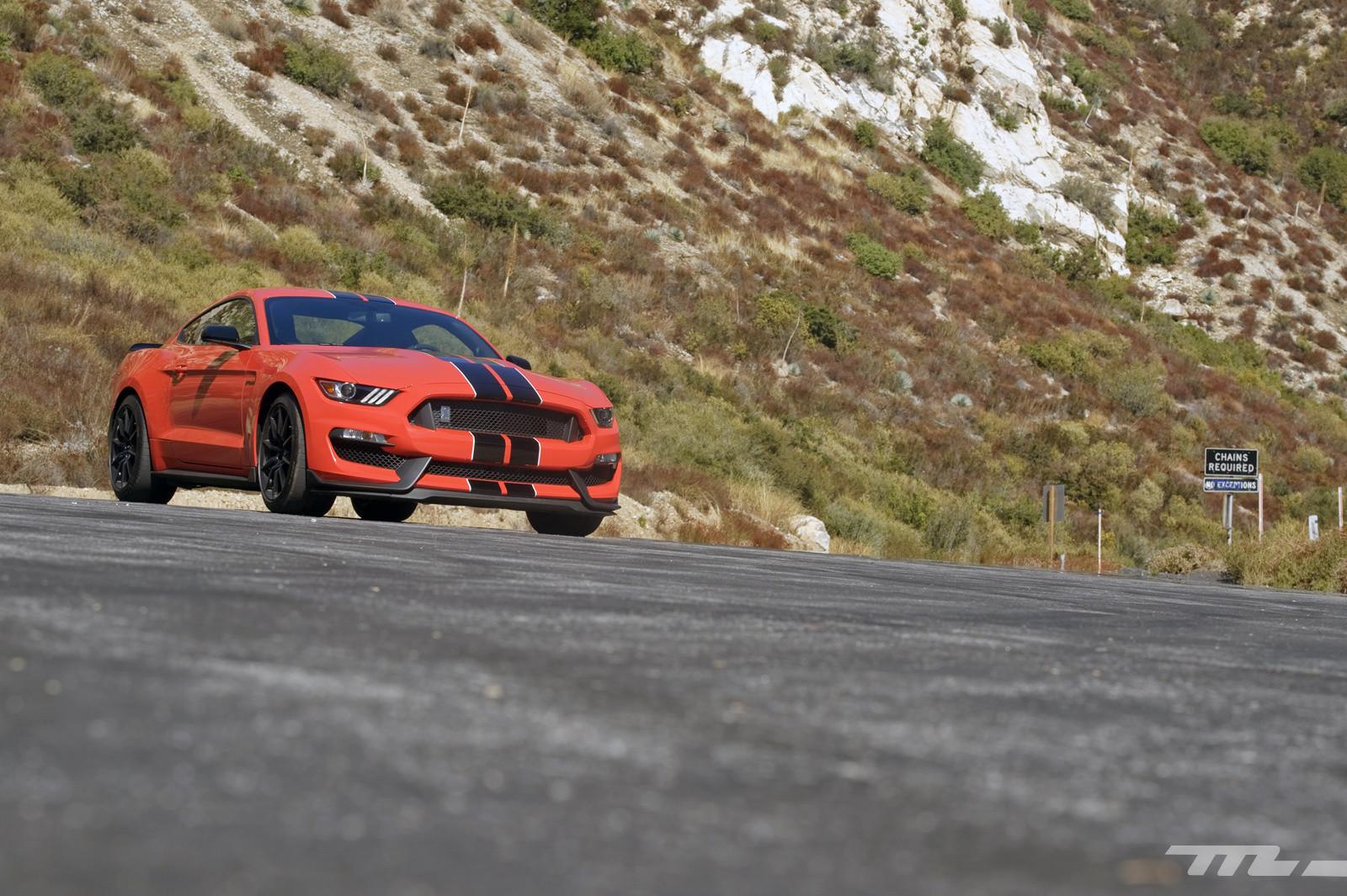 Foto de Ford Mustang Shelby GT350, prueba (1/40)
