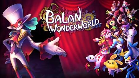 El mágico juego de plataformas Balan Wonderworld recibirá la semana que viene una demo en todos los sistemas