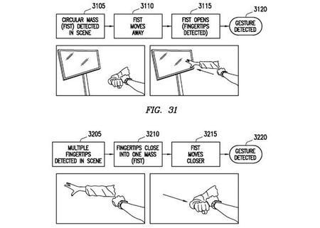 Nuevas patentes de Samsung entorno Smartwatch con control no táctil