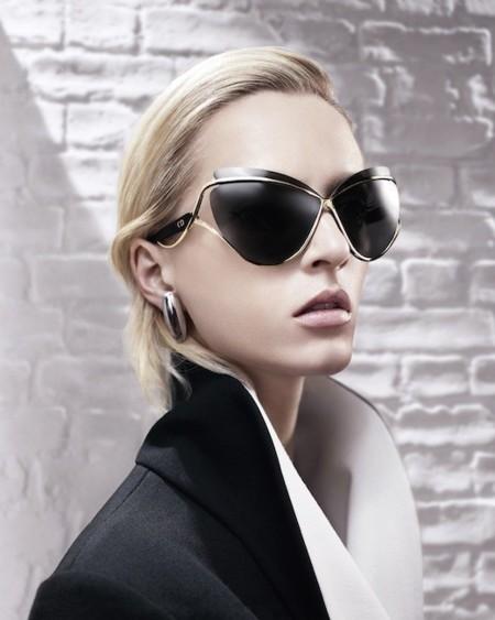 Dior Audacieuse, la nueva colección de gafas retro futuristas